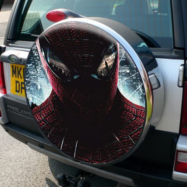 Spaire_tire_decal_spiderman
