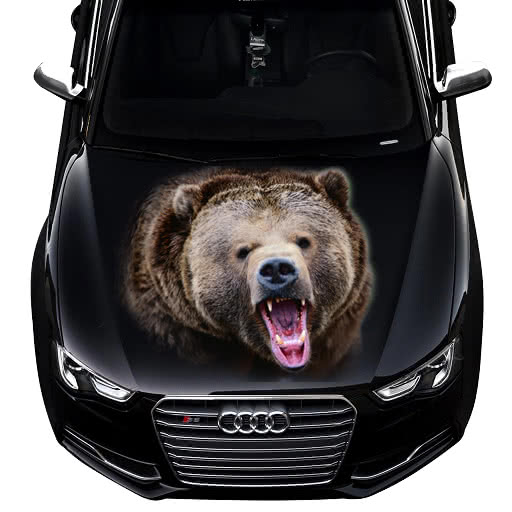 3d-car-hood-sticker-bear