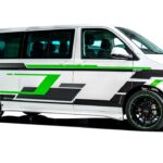 камуфляж микроавтобус