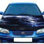 Авто наклейка Гроза