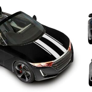 Полосы на авто 3D TUNING STUDIO WT2 4000х130х0.060мм
