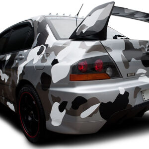 Камуфляж на авто Grandmaster3d Mitsubishi-22 4480х980х0.075мм