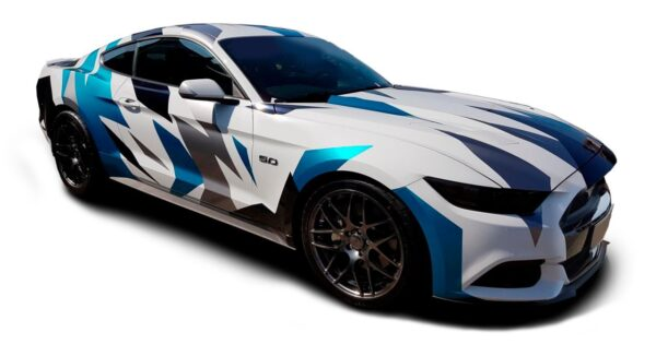 camouflage-ford-mustang-shelby