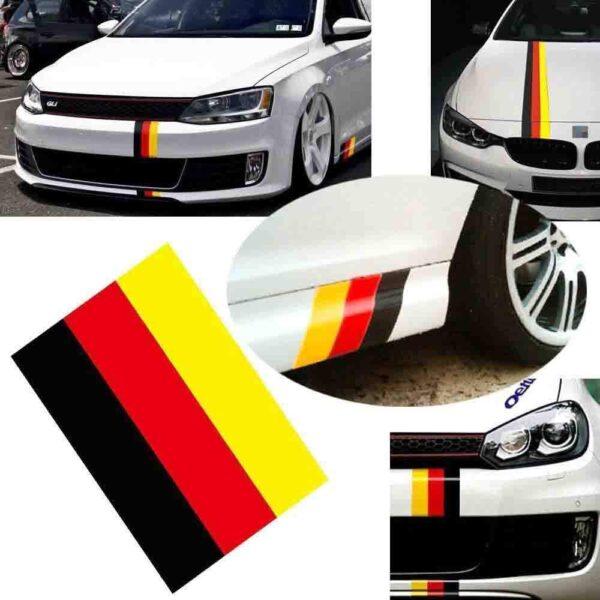 Polosi-na-avto-flag-Germany