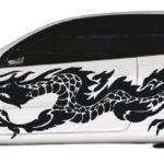 Полосы дракон